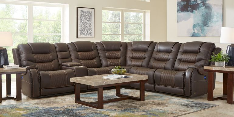 Sectional Living Room Furniture Sets