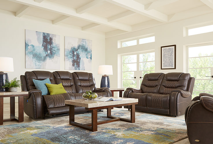 Leather Furniture Living Rooms