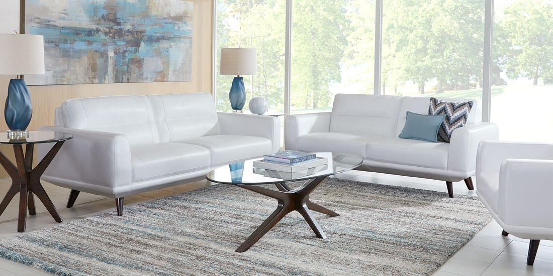 Modern Living Room Sets Offer Simple & Tasteful Solutions with Minimal Compromise to Your Pets