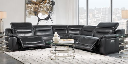 Leather Living Room Sets, Furniture Packages