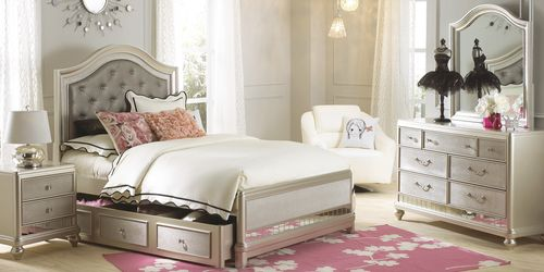 Full Size Bedroom Sets for Girls