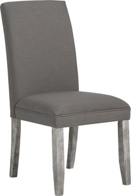 Gray Side Chairs For Sale